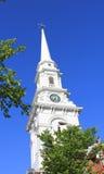 Εκκλησία της Νέας Αγγλίας Στοκ Εικόνα