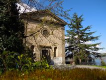 Εκκλησία της Σάντα Μαρία del riposo, Bracciano Στοκ Φωτογραφίες
