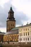εκκλησία της Χριστίνα Στοκ Εικόνες