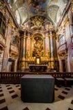 Εκκλησία της Anna στη Βιέννη, Αυστρία Στοκ Εικόνα