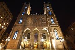 Εκκλησία τη νύχτα Στοκ Εικόνες