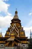 Εκκλησία του Άγιου Βασίλη σε Izmailovo Μόσχα Στοκ φωτογραφίες με δικαίωμα ελεύθερης χρήσης