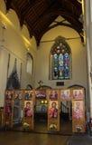 Εκκλησία του Άγιου Βασίλη, Galway, Ιρλανδία Στοκ εικόνες με δικαίωμα ελεύθερης χρήσης