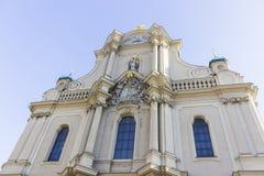 Εκκλησία του ιερού πνεύματος στο Μόναχο στοκ εικόνες με δικαίωμα ελεύθερης χρήσης