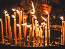 Εκκλησία του ιερού Sepulcher, Ιερουσαλήμ Στοκ εικόνα με δικαίωμα ελεύθερης χρήσης