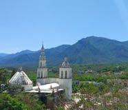 Εκκλησία του Σαντιάγο Apostol Parroquia στοκ φωτογραφία με δικαίωμα ελεύθερης χρήσης