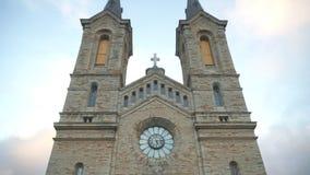 Εκκλησία του Charles απόθεμα βίντεο