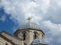 Εκκλησία του Luke αποστόλων και Ευαγγελιστών Στοκ Φωτογραφία