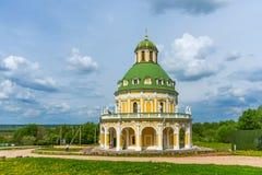 Εκκλησία του Nativity της Virgin σε Podmoklovo, Ρωσία στοκ φωτογραφία με δικαίωμα ελεύθερης χρήσης