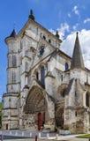 Εκκλησία του Saint-$l*Etienne, Beauvais, Γαλλία Στοκ Εικόνες