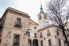 Εκκλησία του SAN Gines de Arles Στοκ Εικόνα