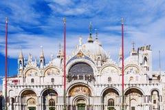 Εκκλησία του SAN Marco στη Βενετία Στοκ εικόνα με δικαίωμα ελεύθερης χρήσης