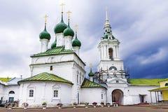 Εκκλησία του Savior σε Kostroma, Ρωσία Στοκ Φωτογραφία