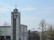 Εκκλησία του ST Florian, Κορζώφ στοκ φωτογραφία με δικαίωμα ελεύθερης χρήσης