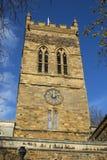 Εκκλησία του ST Giles στο Νόρθαμπτον στοκ φωτογραφία