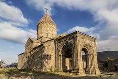 Εκκλησία του ST Grigor Lusavorich, ή ST Gregory το φωτιστικό στο μοναστήρι Tatev στοκ εικόνα