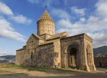 Εκκλησία του ST Grigor Lusavorich, ή ST Gregory το φωτιστικό στο μοναστήρι Tatev στοκ εικόνες