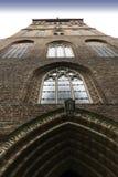 Εκκλησία του ST James ο απόστολος - Τορούν, Πολωνία στοκ φωτογραφίες