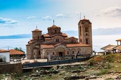 Εκκλησία του ST John - εικονική άποψη τοπίων στοκ εικόνα