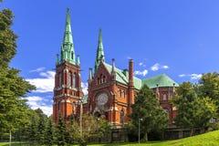 Εκκλησία του ST John στο Ελσίνκι Στοκ εικόνες με δικαίωμα ελεύθερης χρήσης