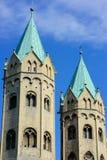 Εκκλησία του ST Mary σε Freyburg (Unstrut) Στοκ Φωτογραφίες