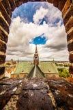 Εκκλησία του ST Mary ` s σε Stralsund, Γερμανία στοκ φωτογραφία με δικαίωμα ελεύθερης χρήσης