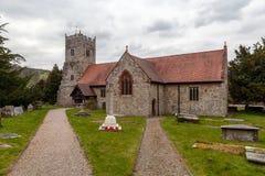 Εκκλησία του ST Mary, Selattyn στοκ εικόνα με δικαίωμα ελεύθερης χρήσης