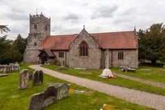 Εκκλησία του ST Mary, Selattyn στοκ φωτογραφίες με δικαίωμα ελεύθερης χρήσης