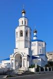 Εκκλησία του ST Paraskeva Kazan, Ρωσία στοκ εικόνες με δικαίωμα ελεύθερης χρήσης
