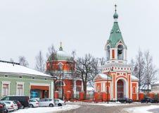 Εκκλησία του ST Peter και του ST Paul σε Hamina Στοκ φωτογραφία με δικαίωμα ελεύθερης χρήσης