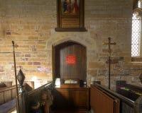 Εκκλησία του ST Peter και του ST Paul ` s - πόρτα τοίχων Στοκ φωτογραφία με δικαίωμα ελεύθερης χρήσης