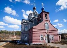 Εκκλησία των Αγίων Euthymios μεγάλη και Tikhon Zadonski στοκ εικόνες με δικαίωμα ελεύθερης χρήσης