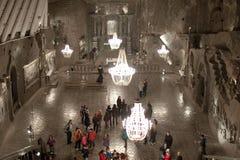 εκκλησία υπόγεια στοκ εικόνες