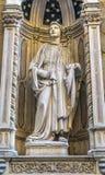 Εκκλησία Φλωρεντία Ι Orsanmichele μουσείων Chiesa αγαλμάτων Αγίου Philip Στοκ Εικόνες