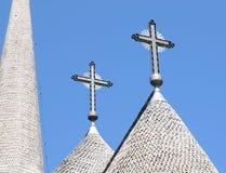 εκκλησία 6 τα κανένα ρουμάν Στοκ Εικόνες