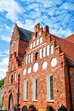 εκκλησία ahus 02 Στοκ φωτογραφία με δικαίωμα ελεύθερης χρήσης