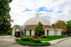 Εκκλησία Annunciation, Cranston, RI Στοκ Φωτογραφία