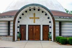 Εκκλησία Annunciation, Cranston, RI Στοκ Εικόνα