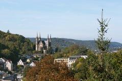 Εκκλησία Apollinaris σε Remagen, Γερμανία Στοκ Φωτογραφίες