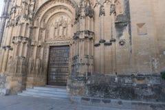 Εκκλησία Arcos de του Λα Frontera, Ανδαλουσία Ισπανία Στοκ Εικόνα