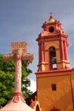 εκκλησία bernal στοκ φωτογραφία με δικαίωμα ελεύθερης χρήσης