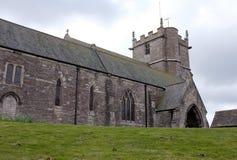 εκκλησία corfe Dorset Αγγλία κάστρων στοκ φωτογραφίες με δικαίωμα ελεύθερης χρήσης