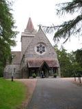 εκκλησία crathie Στοκ Εικόνες
