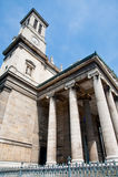 εκκλησία de Παρίσι Paul St Vincent Στοκ φωτογραφία με δικαίωμα ελεύθερης χρήσης
