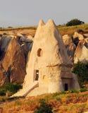 εκκλησία EL nazar Τουρκία cappadocia Στοκ φωτογραφία με δικαίωμα ελεύθερης χρήσης