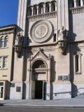 εκκλησία Francisco SAN στοκ εικόνα