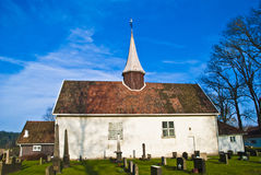 εκκλησία ingedal Στοκ Εικόνες