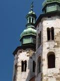 εκκλησία krak s ST W του Andrew Στοκ φωτογραφίες με δικαίωμα ελεύθερης χρήσης