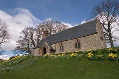 Εκκλησία Lyne Στοκ εικόνα με δικαίωμα ελεύθερης χρήσης