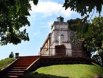 εκκλησία malacca Paul ST στοκ εικόνες